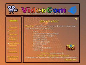 El recurso audiovisual para una comunicacin directa efectiva
