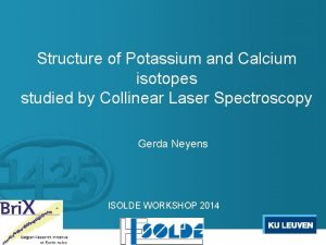 Structure of Potassium and Calcium isotopes studied by