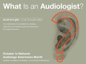 Hearing is one of the five human senses