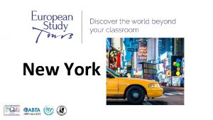 New York SCHOOLS NAME TRIP TO NEW YORK