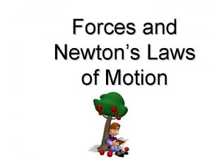 Forces and Newtons Laws of Motion Tension Tension
