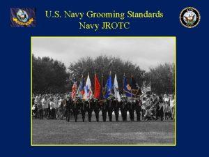 U S Navy Grooming Standards Navy JROTC Female