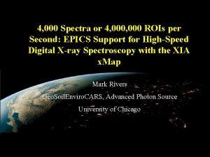 4 000 Spectra or 4 000 ROIs per