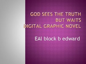 EAl block b edward In the town of