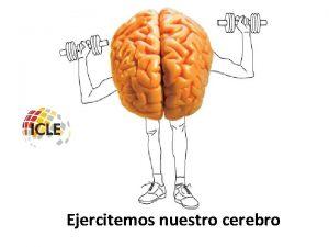 Ejercitemos nuestro cerebro A continuacin te presentamos un