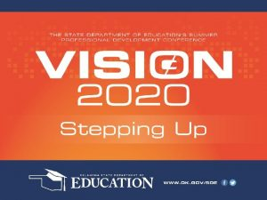 Subrecipient Monitoring FY 15 of Education Oklahoma State