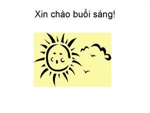 Xin cho bui sng Tm kim thng tin