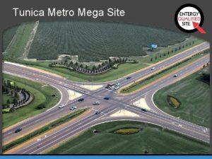 Tunica Metro Mega Site Tunica Metro Mega Site