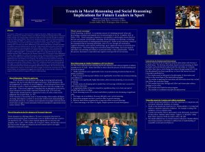 Trends in Moral Reasoning and Social Reasoning Implications