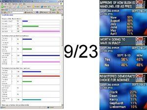 923 Announcements Homework 1 returned today Avg 27