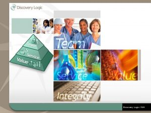 Discovery Logic NIH Discovery Logic Inc Established in