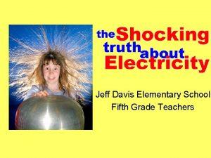 Jeff Davis Elementary School Fifth Grade Teachers GPS