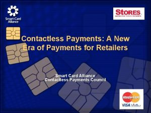Contactless Payments A New Era of Payments for