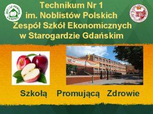 Technikum Nr 1 im Noblistw Polskich Zesp Szk