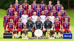 Bayern Munchen Povijest Bayerna q Bayern Mnchen je