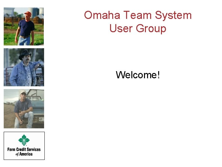 Omaha Team System User Group Welcome TFS Command