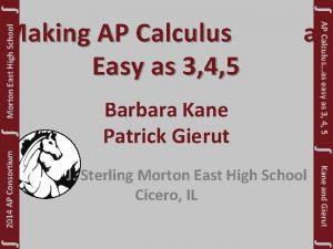 J Sterling Morton East High School Cicero IL