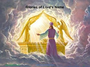 Glories of Lords Name www gokulbhajan com Gokul