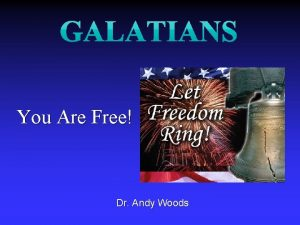 You Are Free Dr Andy Woods Questions Answered
