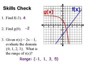 Skills Check 1 Find f3 4 2 Find