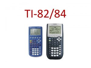TI8284 Mata in funktion Tryck Y Mata in