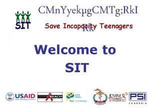 CMn Yyekg CMTg Rk I Save Incapacity Teenagers