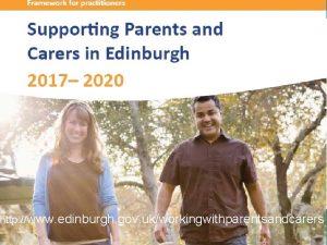 Framework for Practitioners 2017 2020 http www edinburgh
