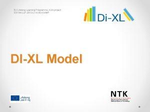 EU Lifelong Learning Programme KA 4 project 531194