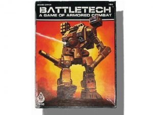 Battletech Goal To recreate the table top game