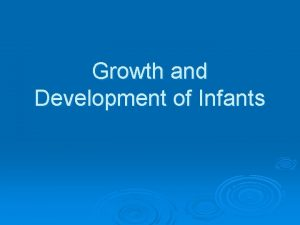 Growth and Development of Infants Baby Pictures Baby