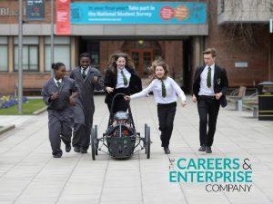 THE CAREERS ENTERPRISE COMPANY High quality careers advice