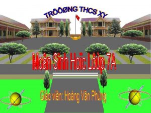 TRI NGHIM SNG TO CH KHM PH V