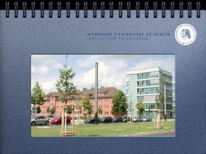 INSTITUT FR PSYCHOLOGIE Agenda Vorstellung der Einrichtung Prof