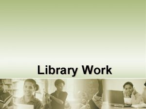 Library Work Linkbing Library Sweden Seattle Public Library