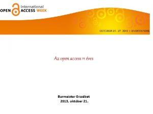 Az Open access 11 ve Az open access