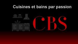 Cuisines et bains par passion Cuisines Bains Tarentaise