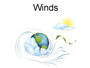Winds What is wind Answer Winds are caused