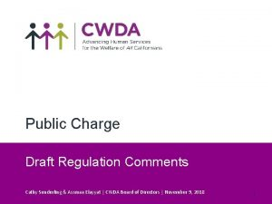 Public Charge Draft Regulation Comments Cathy WorkersAssociation 15