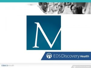 Background Adoption Discovery Background First generation discovery services
