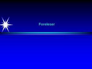 Foreleser Introduction Per Henrik Hogstad Mathematics Statistics Physics