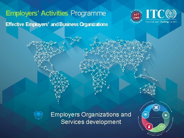 Employers Activities Programme Effective Employers and Business Organizations