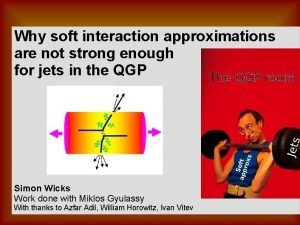 Why soft interaction approximations are not strong enough