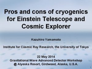 Pros and cons of cryogenics for Einstein Telescope