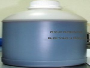 PRODUCT PRESENTATION HALDIN S VANILLA PRODUCTS Product List