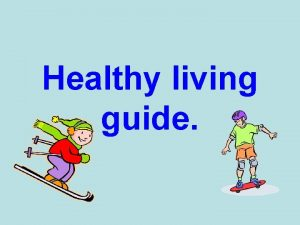 Healthy living guide Eating high fibre food Eating