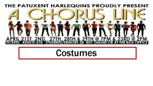 Costumes ALL MALES MUST READ THIS ALL BOYS