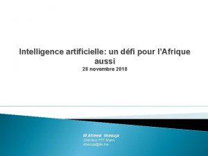 Intelligence artificielle un dfi pour lAfrique aussi 28