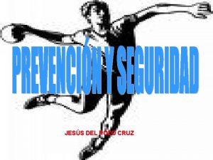 JESS DEL POZO CRUZ PREVENCIN Y SEGURIDAD EN