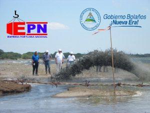 PUERTO FLUVIAL RAMA Puertos Lacustres de Nicaragua PUERTO