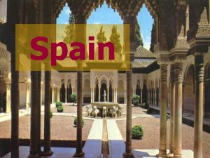 Spain Madrid is the capital of Spain and